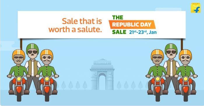 Flipkart, Republic Day sale, India, Google Pixel 2, Xiaomi Redmi 4, Apple iPhone 7
