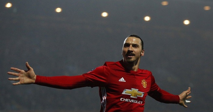 Zlatan Ibrahimovic, Manchester United, Blackburn Rovers, FA Cup, fifth round