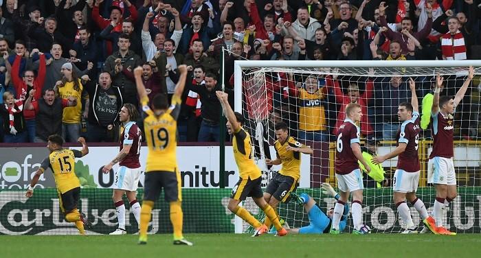 Arsenal, Burnley, Koscielny, EPL, weekend schedule
