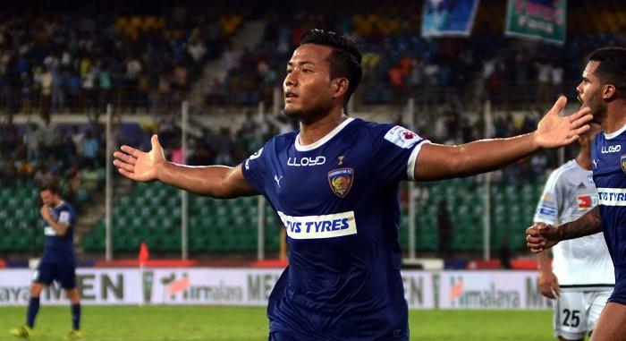 Jeje Lalpekhlua, Chennaiyin FC, ISL 2017