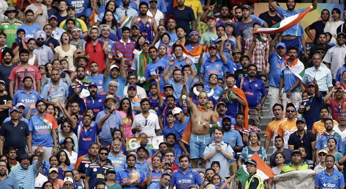 ICC Cricket World Cup 2015 India Fans