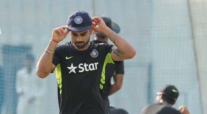 Virat Kohli Practice India