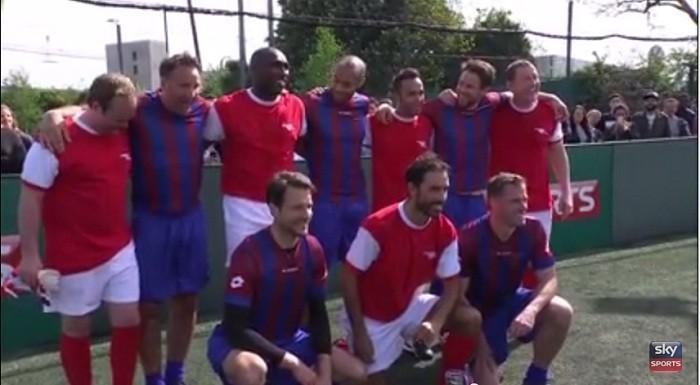 Arsenal Legends Sky Sports