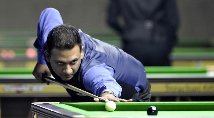 Manan Chandra World Snooker
