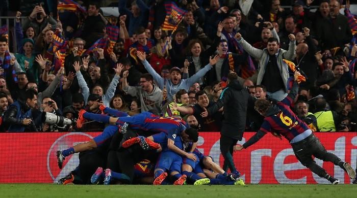 Barcelona, PSG, Champions League, Sergi Roberto, second leg