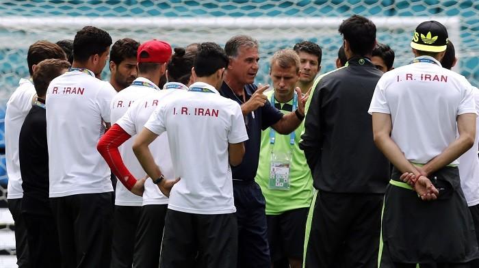 Iran Carlos Queiroz