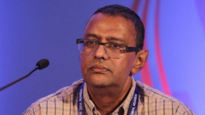 Kushal Das, General Secretary of the All India Football Federation