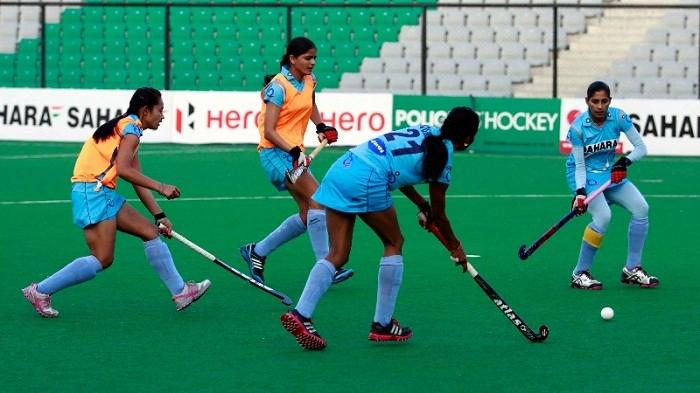 Indian Hockey Team Women