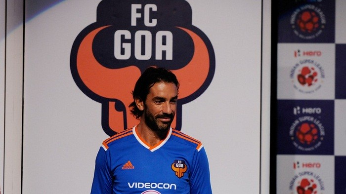 Robert Pires FC Goa