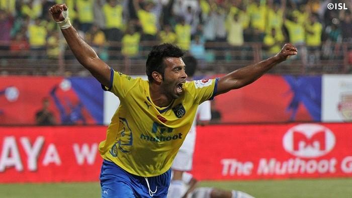 Milagres Gonsalves Kerala Blasters FC Goa
