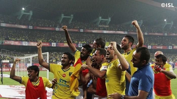 Kerala Blasters Chennaiyin FC Semifinal Second Leg
