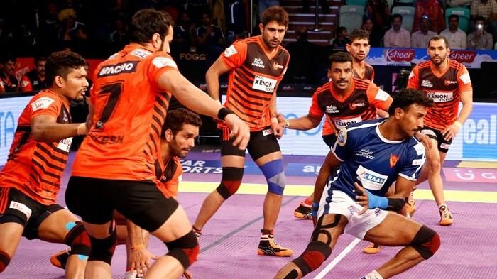 Kashiling Adake, Dabang Delhi, U Mumba, Pro Kabaddi League, format