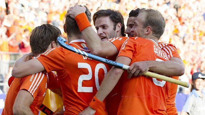 Netherlands Hockey Team