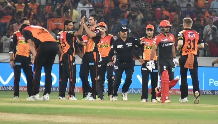 Sunrisers Hyderabad, SRH beat RCB, IPl 2017,