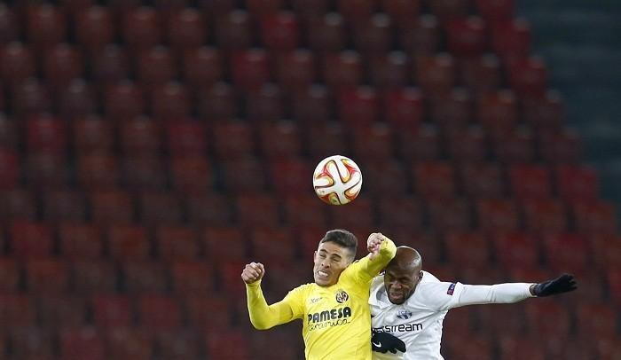 Gabriel Paulista Villarreal Frank Etoundi FC Zurich