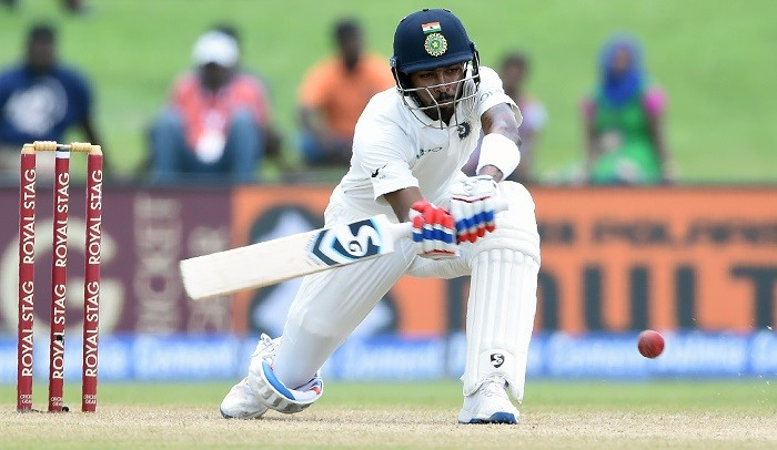 Hardik Pandya, India, Sri Lanka, 1st Test, Day 2