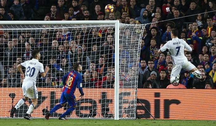 El Clasico, Cristiano Ronaldo, International Champions Cup, Real Madrid, Barcelona