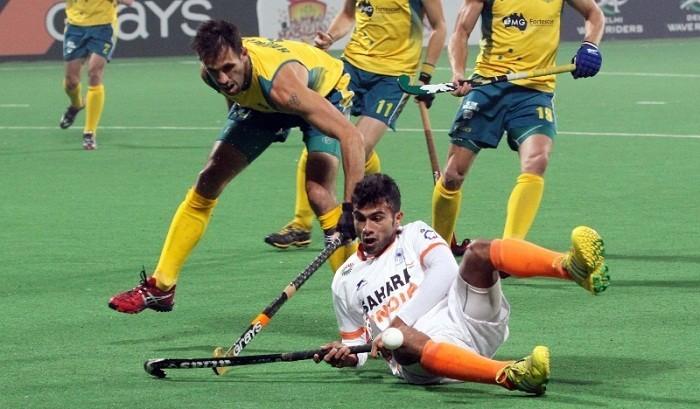 India Australia hockey