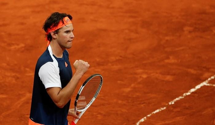 Rafael Nadal, Dominic Thiem, Italian open 2017, Rafael Nadal vs Dominic Thiem, Rome Masters, Internazionali BNL D'Italia
