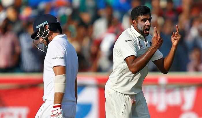 Joe Root England R Ashwin India