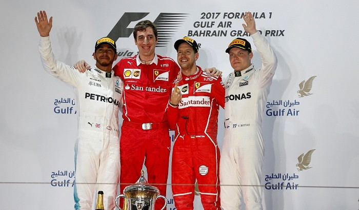 2017 Formula one season, Formula one news, Lewis Hamilton, Valtteri Bottas, Sebastian Vettel, 2017 Bahrain Grand Prix, Mercedes, Ferrari