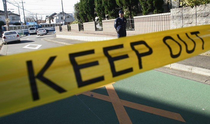 Police in Japan have arrested a man described as 'social misfit' after he allegedly went on a stabbing spree.