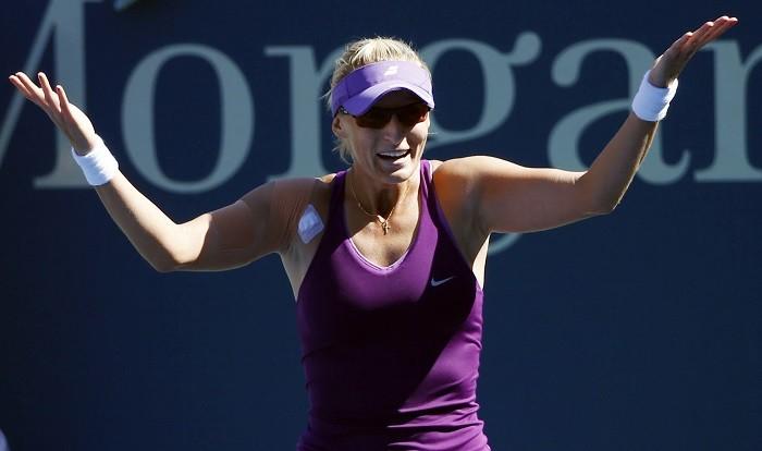 Mirjana Lucic-Baroni US Open
