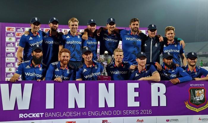 England Bangladesh series