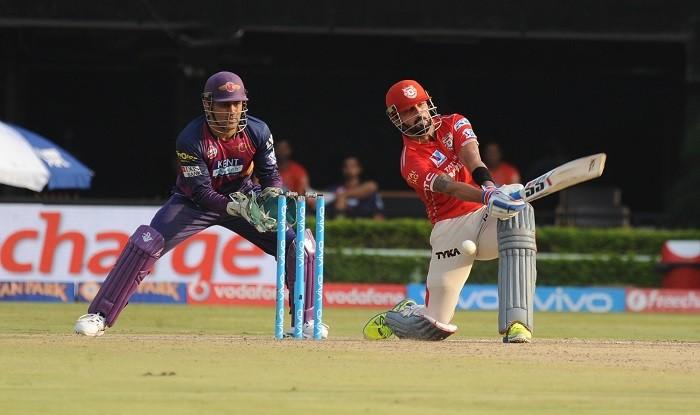 Murali Vijay, Kings XI Punjab, MS Dhoni, RPS, IPL 2017