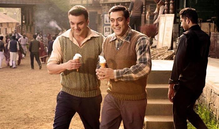 Sohail and Salman Khan in Tubelight