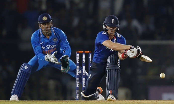 Sam Billings, England, MS Dhoni, India, practice match