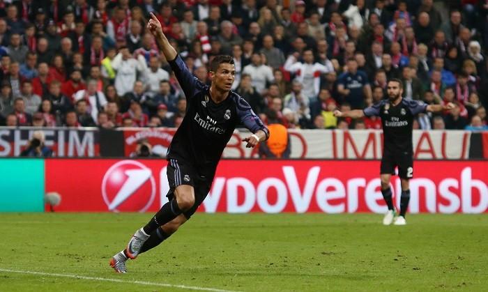 Cristiano Ronaldo, Real Madrid, Dani Carvajal, Bayern Munich, Champions League