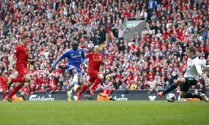 Ba Chelsea Gerrard Mignolet Liverpool