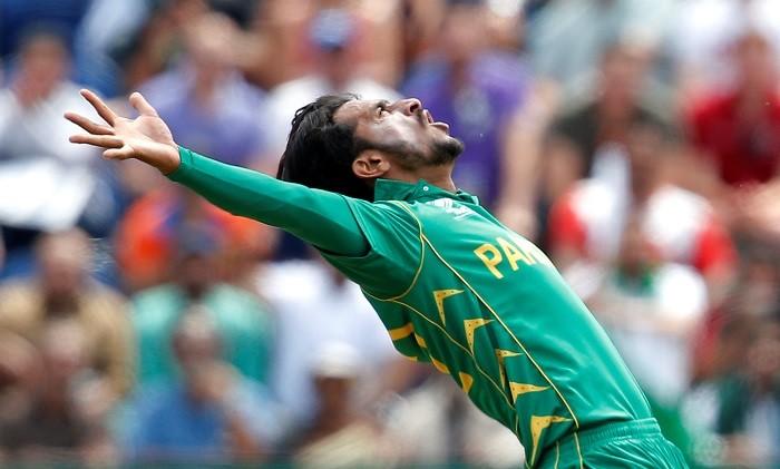 Hasan Ali, Pakistan, India, Champions Trophy 2017, final