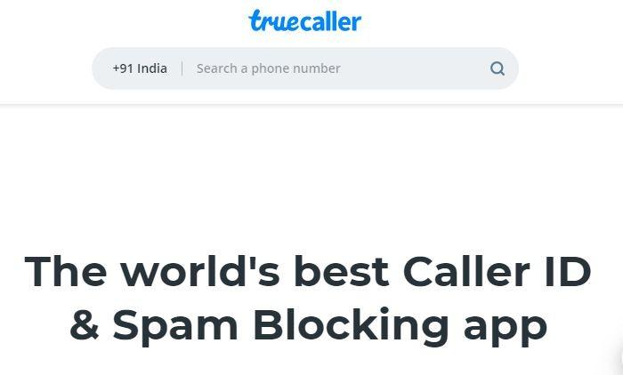 Truecaller hacked