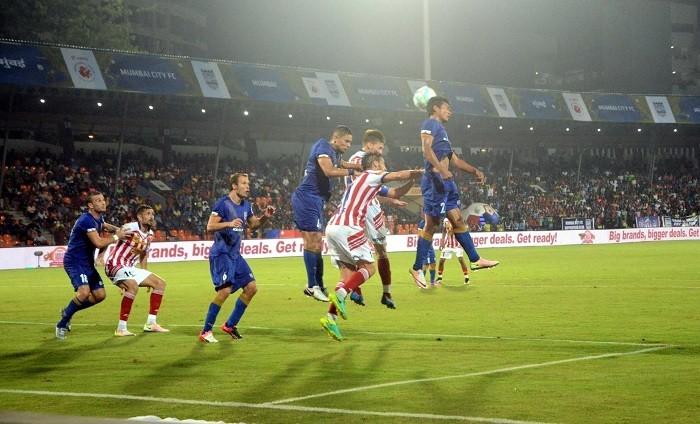 Mumbai City FC Atletico de Kolkata