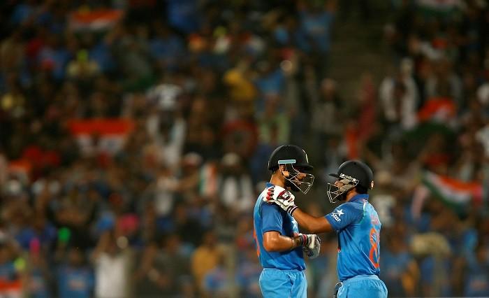 Virat Kohli, Kedar Jadhav, India, England, 1st one-day international
