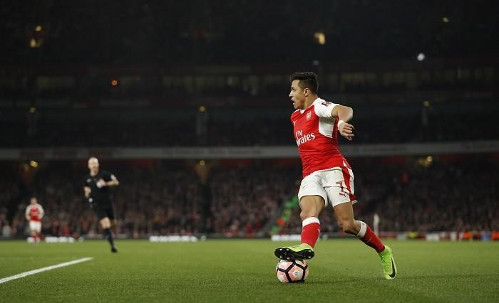 Alexis Sanchez, Arsenal, West Brom, English Premier League, Arsene Wenger