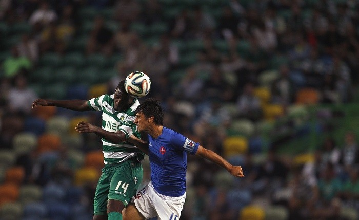 William Carvalho Sporting Lisbon Bruno China Bellenenses