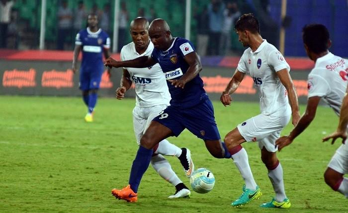 Chennaiyin FC Delhi Dynamos