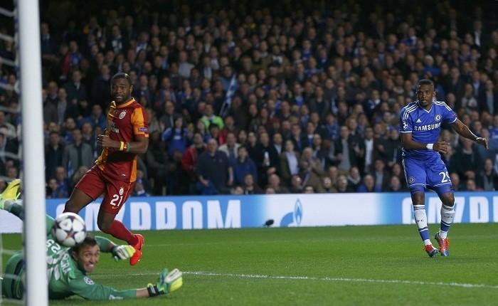 Eto'o Chelsea Muslera Galatasaray