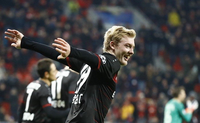Liverpool, Julian Brandt, Real Madrid, summer transfer, Jurgen Klopp