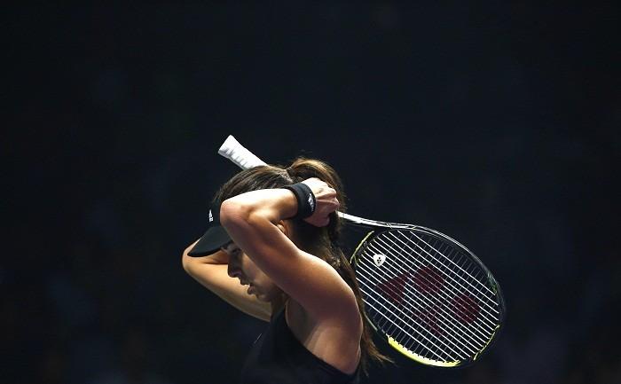 Ana Ivanovic WTA Finals