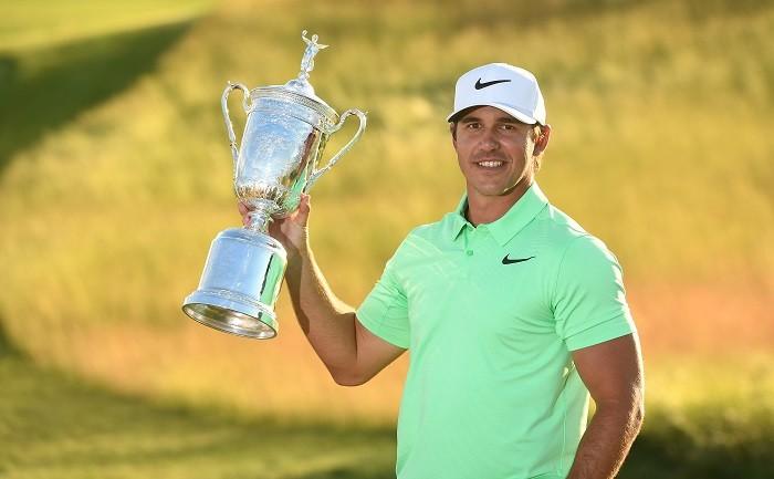 Brooks Koepka, US Open 2017 golf
