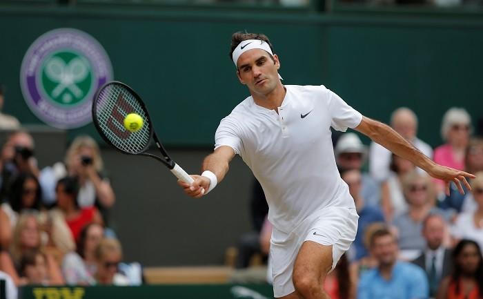 Roger Federer, Wimbledon 2017, champion