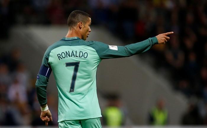 Cristiano Ronaldo, Portugal, Real Madrid, Cristiano's haircut