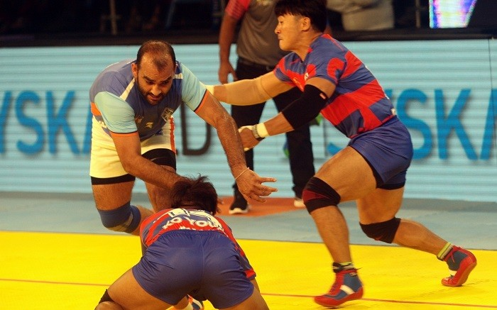India South Korea Kabaddi World Cup