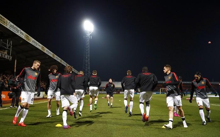 Manchester United Cambridge United