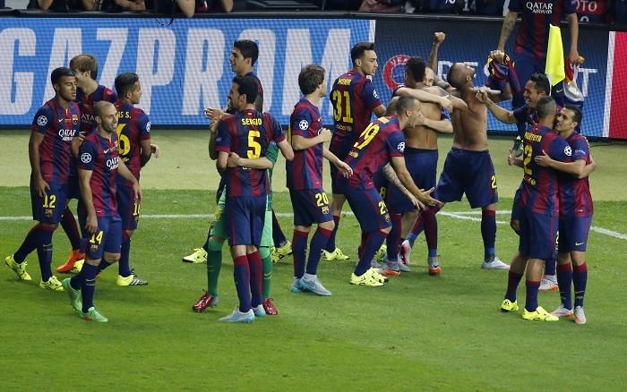 Barcelona Champions League Final