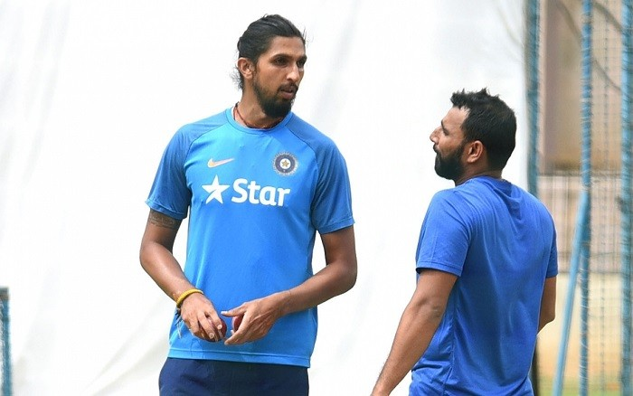 Ishant Sharma, Mohammed Shami, India, Australia, Test Series